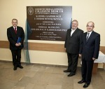 CEREMONIAL OPENING OF THE CLINICAL WARD OF CARDIOLOGICAL REHABILITATION IN THE 22nd MSRH