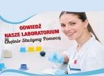 Odwiedź nasze laboratorium- chętnie służymy pomocą.